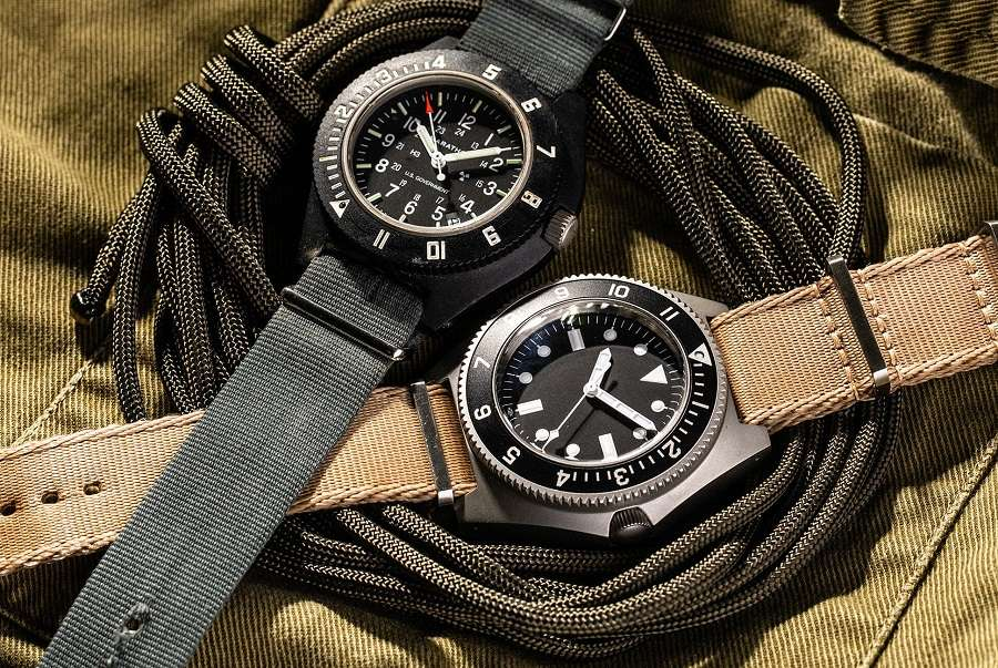 The Best Military Watch Brands
