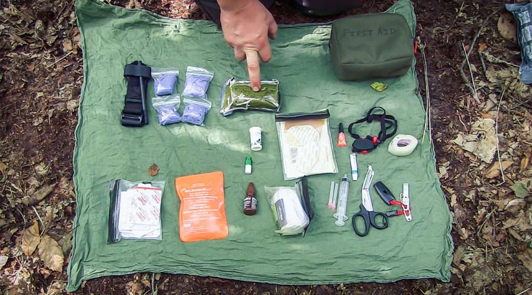 Survival Medical Kits
