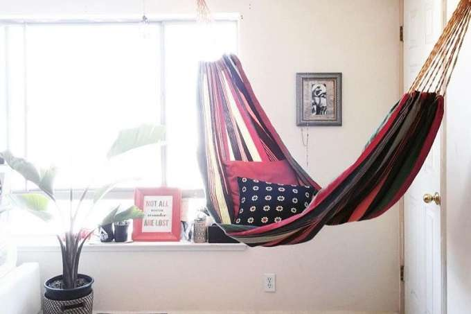 Hammock In The Room