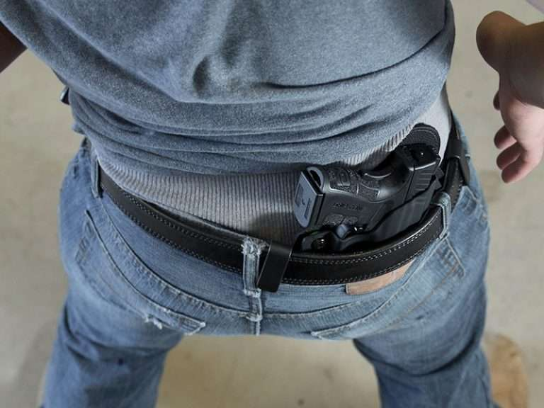Concealed Carry Concealment