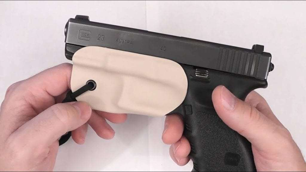Trigger Guard In Holsters