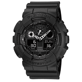 G-Shock GA-100 Military Watch