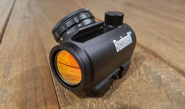 Bushnell Trophy TRS-25 Red Dot [2019 Review]