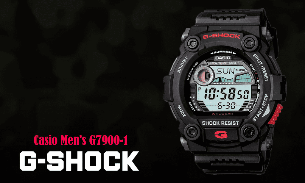 Casio Mens G Shock