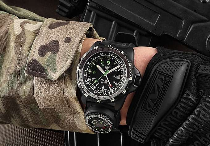 Watch With Navigation