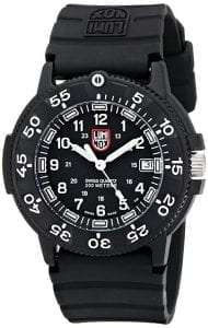 Luminox Mens 3001 Quartz Navy Seal Dive Watch Review