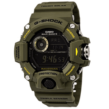 G-Shock Rangeman Military Watch