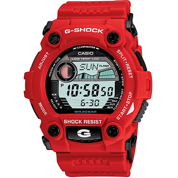Casio G-Shock Rescue Concept Casual Digital Watch