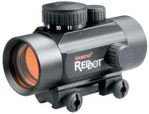 Tasco .22 Rimfire 1x30mm 5 MOA Red Dot Riflescope Review