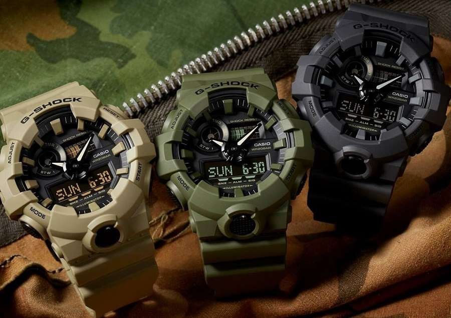 Best Casio G-Shock Military Watches [2019]