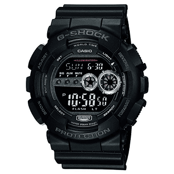 G-Shock GD-100-1B Military Watch