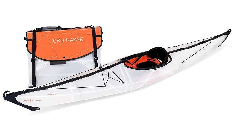 White Kayak