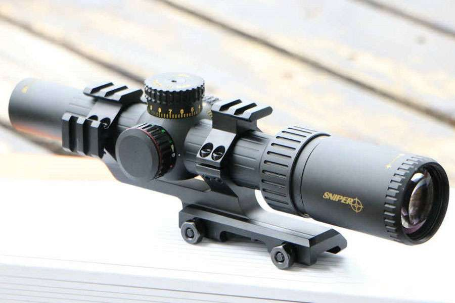 Ultimate Guide To The Best Night Vision Rifle Scopes [2019 Update]