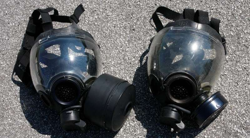 Can A Respirator Be Used As A Gas Mask