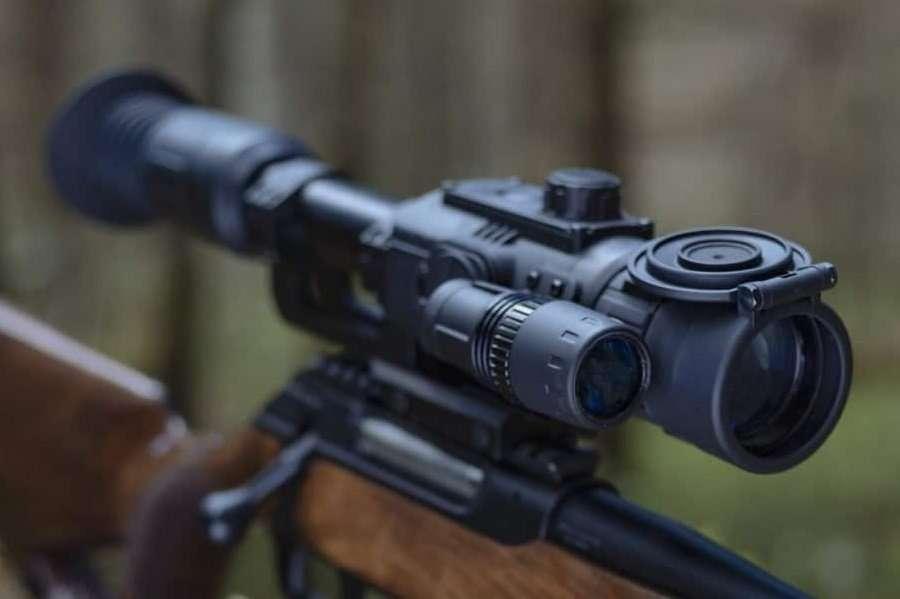 5 Best Night Vision Scopes On The Market