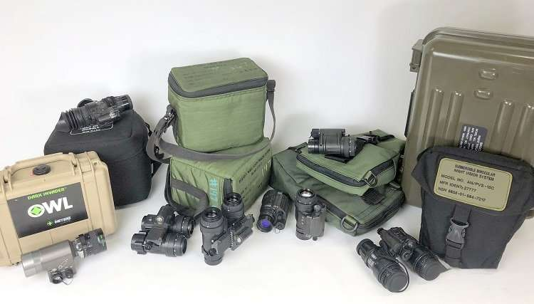 Devices For Night Vision