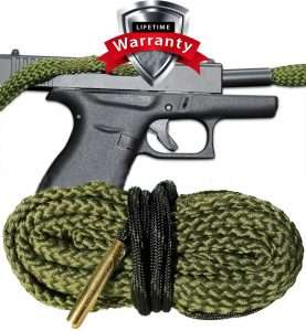 Bore Cleaning Snake For Your 9 MM Pistol Review