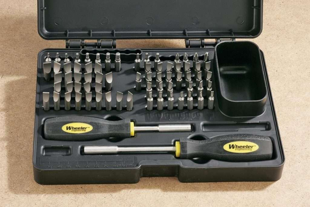 Screw Driver Set for assembling and disassembing your gun