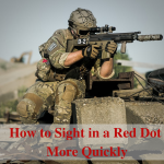 How to Sight in a Red Dot More Quickly, Don't Miss Step #3!