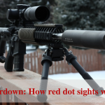 Teardown: How red dot sights work