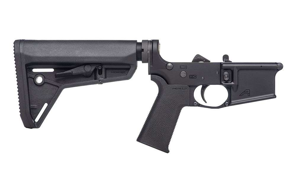 AR15 Complete Lower Receiver